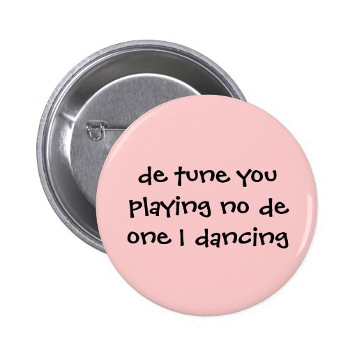 tono del de usted que no juega ningún baile del de pin