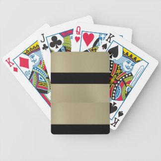 Tono elegante dos baraja cartas de poker