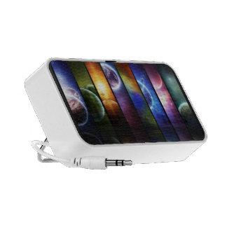 Tono galáctico iPod altavoz