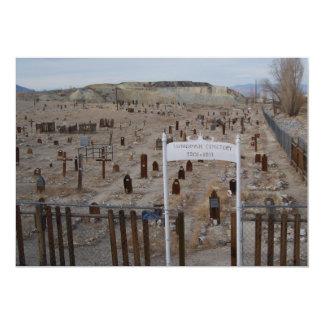 Tonopah Cemetery Card
