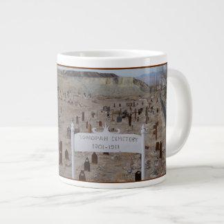 Tonopah Cemetery Giant Coffee Mug