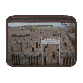 Tonopah Cemetery Sleeves For iPads