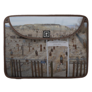 Tonopah Cemetery Sleeves For MacBooks