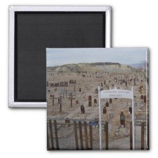 Tonopah Cemetery Magnet