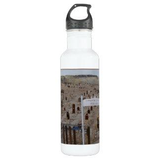 Tonopah Cemetery Stainless Steel Water Bottle