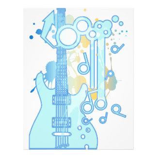 """TONOS DE GUITAR-POP FOLLETO 8.5"""" X 11"""""""