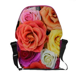 Tonos Diseño-Calientes del modelo multicolor de lo Bolsas De Mensajeria