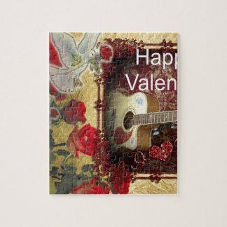 Tonos felices del día de San Valentín en mi Rompecabezas Con Fotos