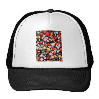 Tons of Nail Polish Bottles Trucker Hat