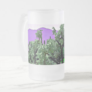 Tonto Jumpers Frosted Mug