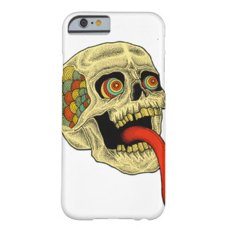 tonue skull barely there iPhone 6 case
