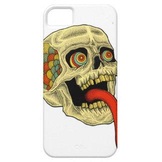 tonue skull iPhone 5 cover