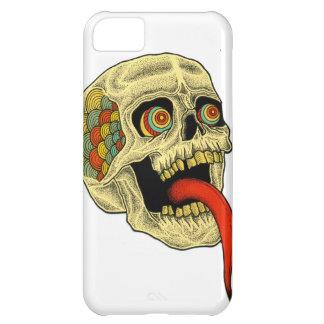 tonue skull iPhone 5C cases