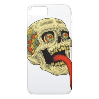tonue skull iPhone 7 case