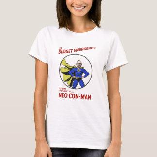 Tony Abbott As Neo Con-Man T-Shirt
