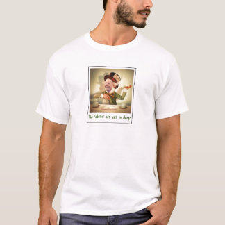 Tony Abbott - Mad as a Hatter T-Shirt