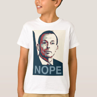 Tony Abbott - Nope Playera