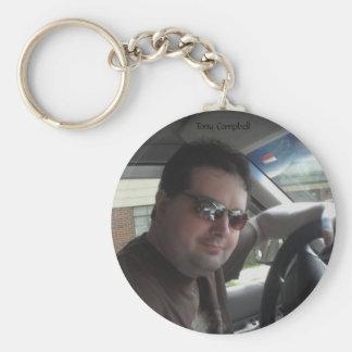 Tony Campbell Keychain