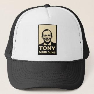 Tony dumb dumb trucker hat