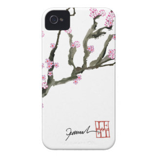 Tony Fernandes cherry blossom 8 iPhone 4 Case