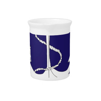 tony fernandes, henley blue drink pitcher