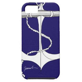 tony fernandes, henley blue iPhone SE/5/5s case