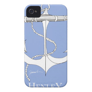 tony fernandes, henley light blue iPhone 4 cover