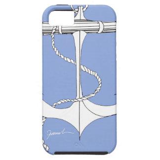 tony fernandes, henley light blue iPhone SE/5/5s case