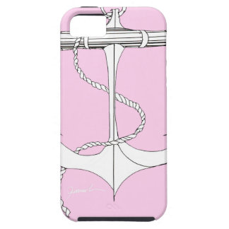 tony fernandes, henley pink iPhone SE/5/5s case