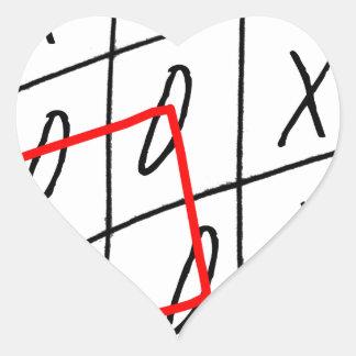 tony fernandes, it's my rule my game (7) heart sticker