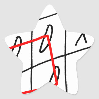 tony fernandes, it's my rule my game (7) star sticker