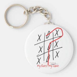 tony fernandes, it's my game 6 keychain