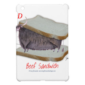 Tony Fernandes's Man Food - beef sandwich Case For The iPad Mini