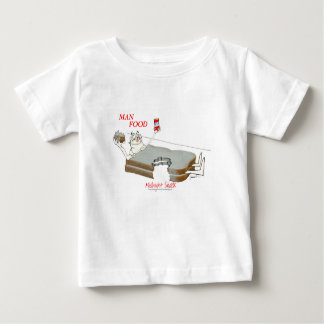 Tony Fernandes's Man Food - midnight snack Baby T-Shirt