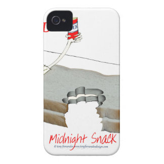 Tony Fernandes's Man Food - midnight snack iPhone 4 Case