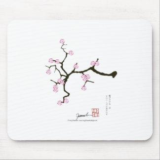 Tony Fernandes Sakura Blossom 2 Mouse Pad