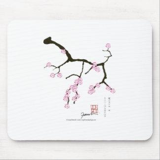 Tony Fernandes Sakura Blossom 3 Mouse Pad