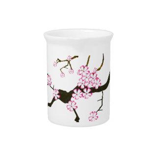 Tony Fernandes Sakura Blossom 6 Pitcher