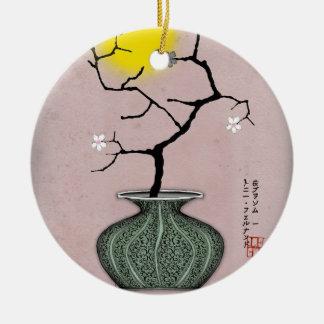 tony fernandes's a harvest moon 1 ceramic ornament