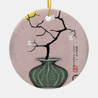 tony fernandes's a harvest moon 1 ceramic ornament