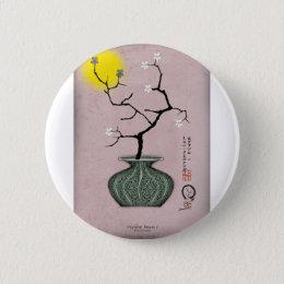 tony fernandes's a harvest moon 1 pinback button