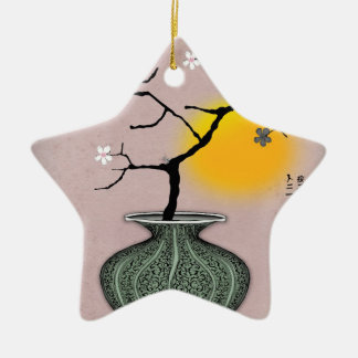tony fernandes's a harvest moon 5 ceramic ornament