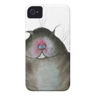 tony fernandes's black cat snap Case-Mate iPhone 4 case