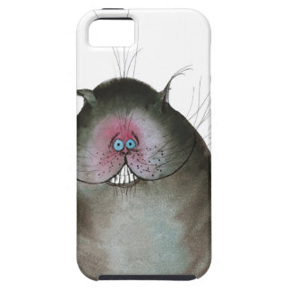 tony fernandes's black cat snap iPhone SE/5/5s case