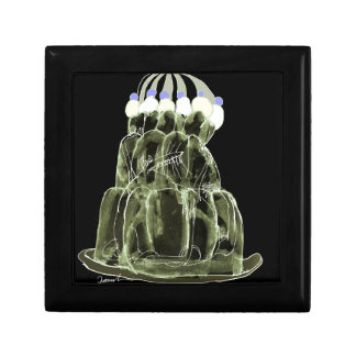 tony fernandes's green tea jello rat keepsake box