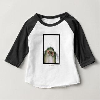 tony fernandes's grumpy tabby cat snap baby T-Shirt