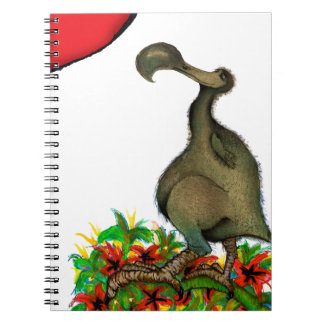 tony fernandes's love dodo notebook