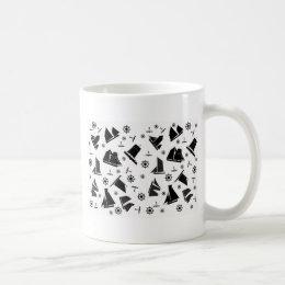 tony fernandes's nautical 2 coffee mug