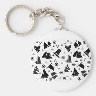 tony fernandes's nautical 2 keychain