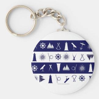 tony fernandes's nautical 2a keychain